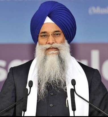 Giani Gurbachan Singh [File Photo]