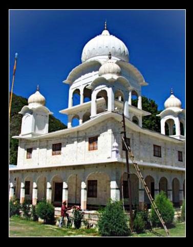 Gurdwara Chhevin Patshashi Sahib, Baramulla