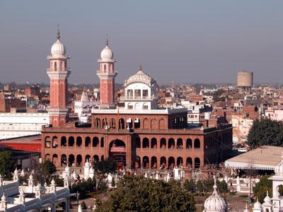 Guru Ramdas Langar Hall, Darbar Sahib (Amritsar)