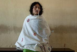 Irom Chanu Sharmila - Iron lady of Manipur [File Photo]