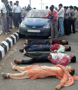 Ishrat Jehan (19) and others killed in a fake encounter in Gujrat in 2004 [File Photo]