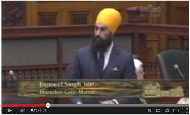 Jagmeet Singh NDP