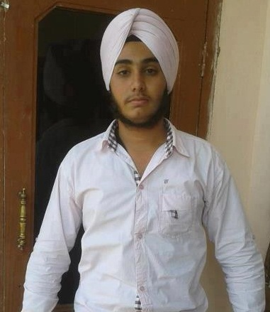 File photo of Jaspal Singh who was killed by Punjab police at Gurdaspur on March 29, 2012