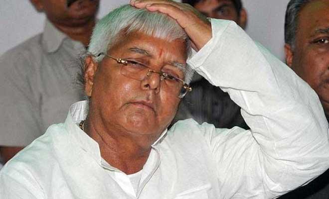 Lalu Parsad Yadav