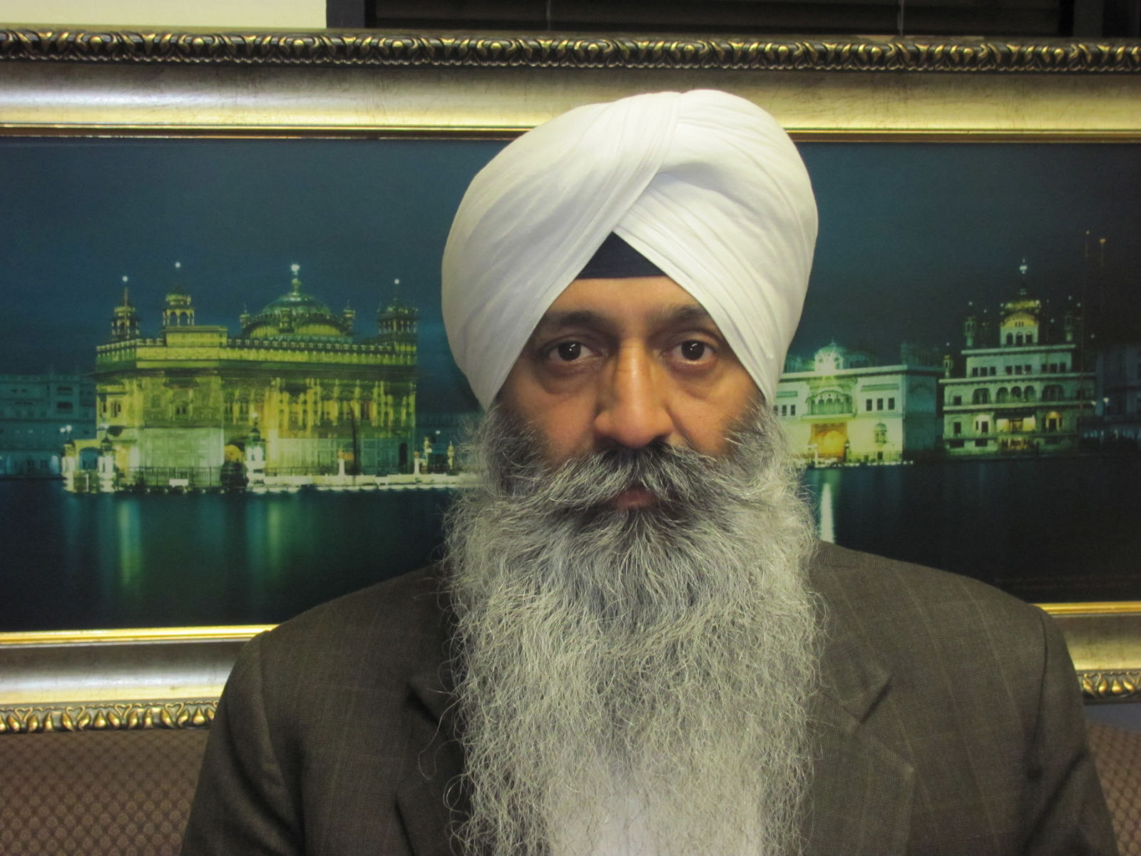 Manjeet Singh Saini, a witness against Amitabh Bachchan