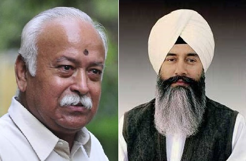 Regional SGPC members take strong notice of meeting between RSS and