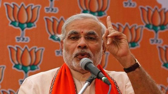 Narendra Modi, CM of Gujrat