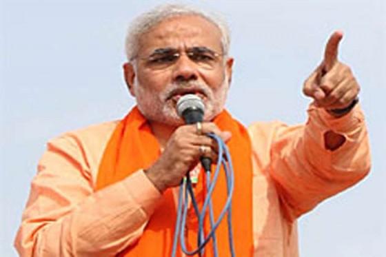 Narendra Modi [File Photo]