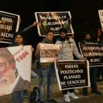 Protest against Amitabh Bachchan at Melbourne, Australia [May 02, 2014]