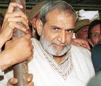 Sajjan Kumar - Indian politician who is facing murder charges in an incident related to Sikh Genocide 1984