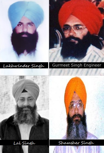Sikh Prisoners not being released from Jails