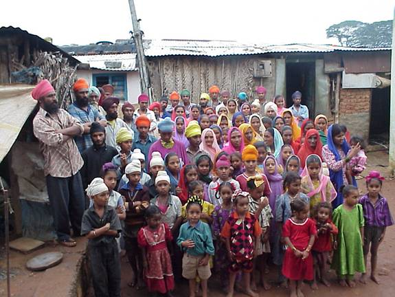 Study reveals Sikhs of North-East, South-India don't flaunt