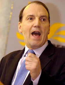 Simon Hughes, the Deputy Leader of the Liberal Democrats