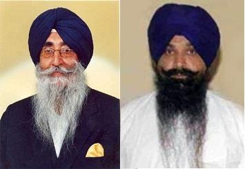 Simranjit Singh Mann & Balwant Singh Rajoana