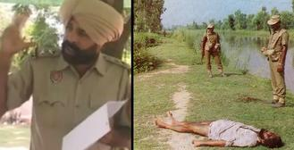 Surjit Singh SI admits fake encounters in Punjab