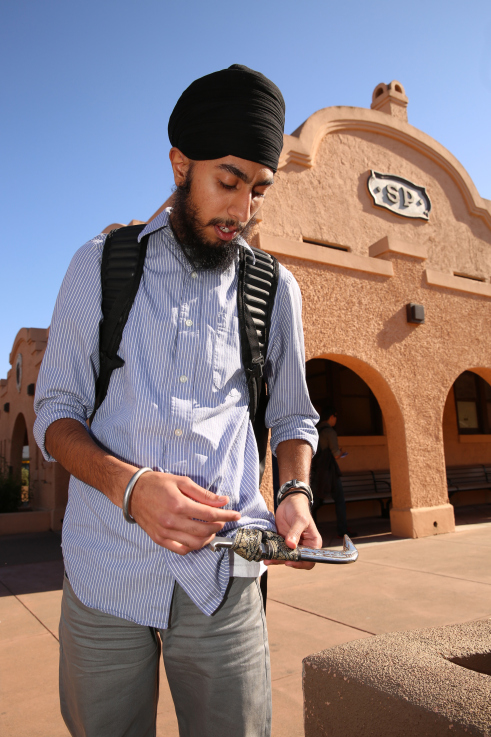 UC Davis student Harsimran Singh